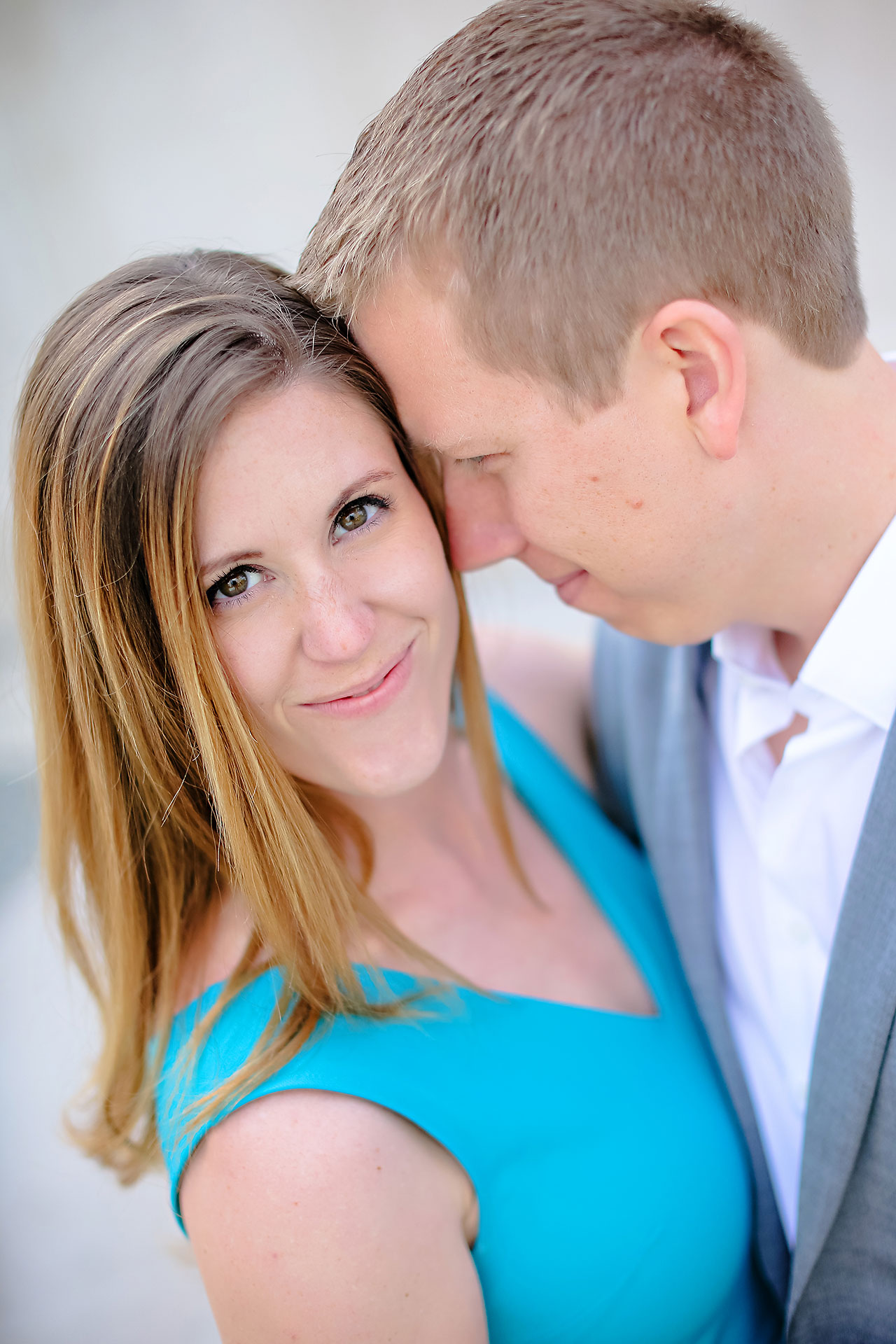 Chelsea Jeff Downtown Indy Engagement Session 067