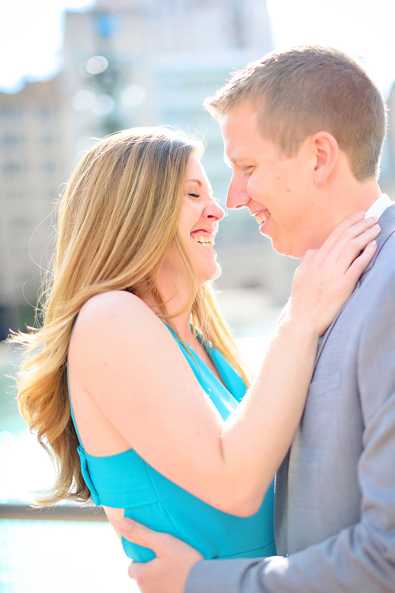 Chelsea Jeff Downtown Indy Engagement Session 056
