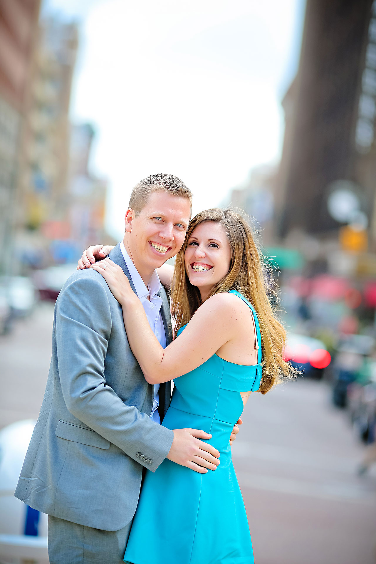 Chelsea Jeff Downtown Indy Engagement Session 029