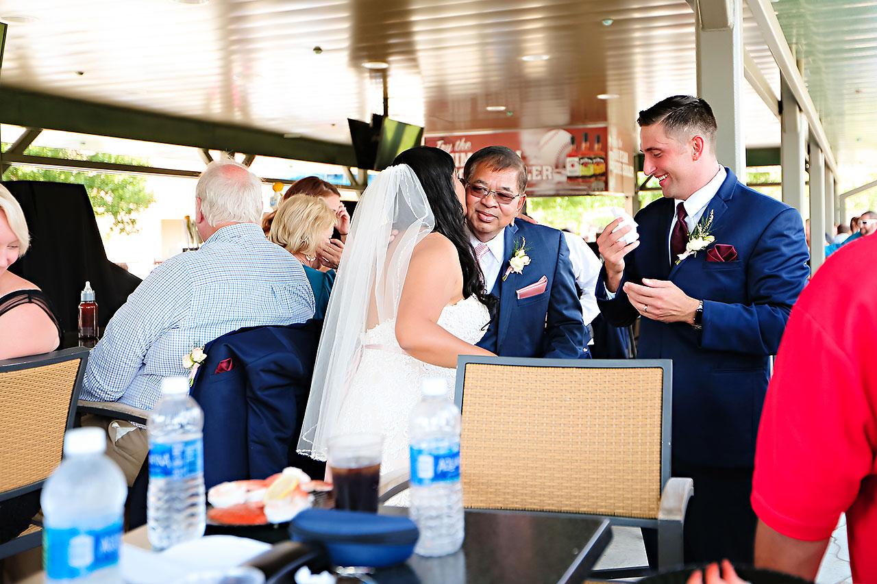 Rojita Chris St Johns Victory Field Wedding 263