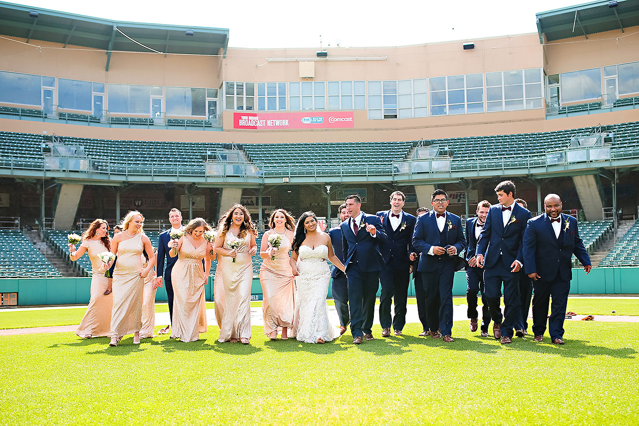 Rojita Chris St Johns Victory Field Wedding 249