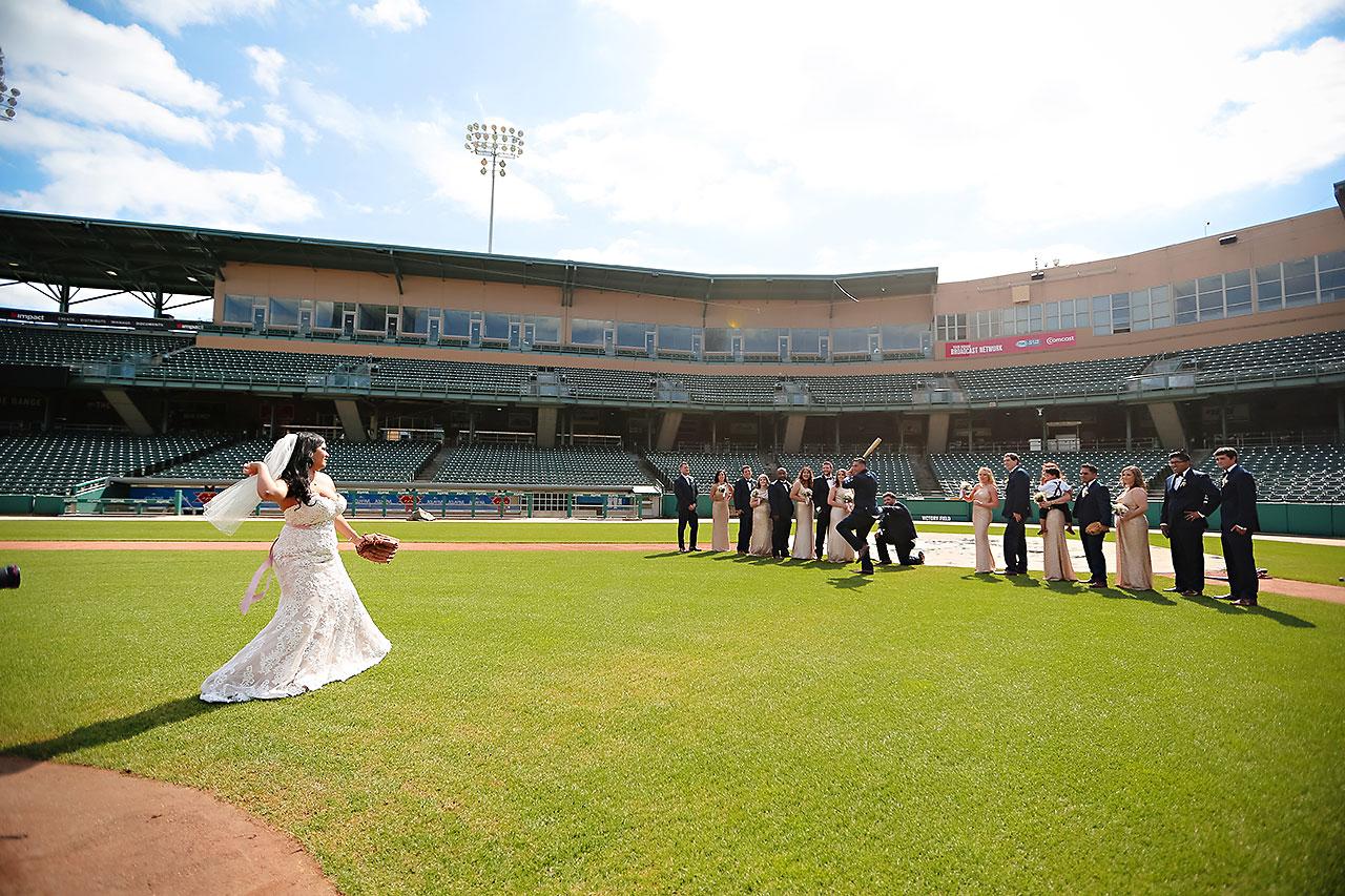 Rojita Chris St Johns Victory Field Wedding 250