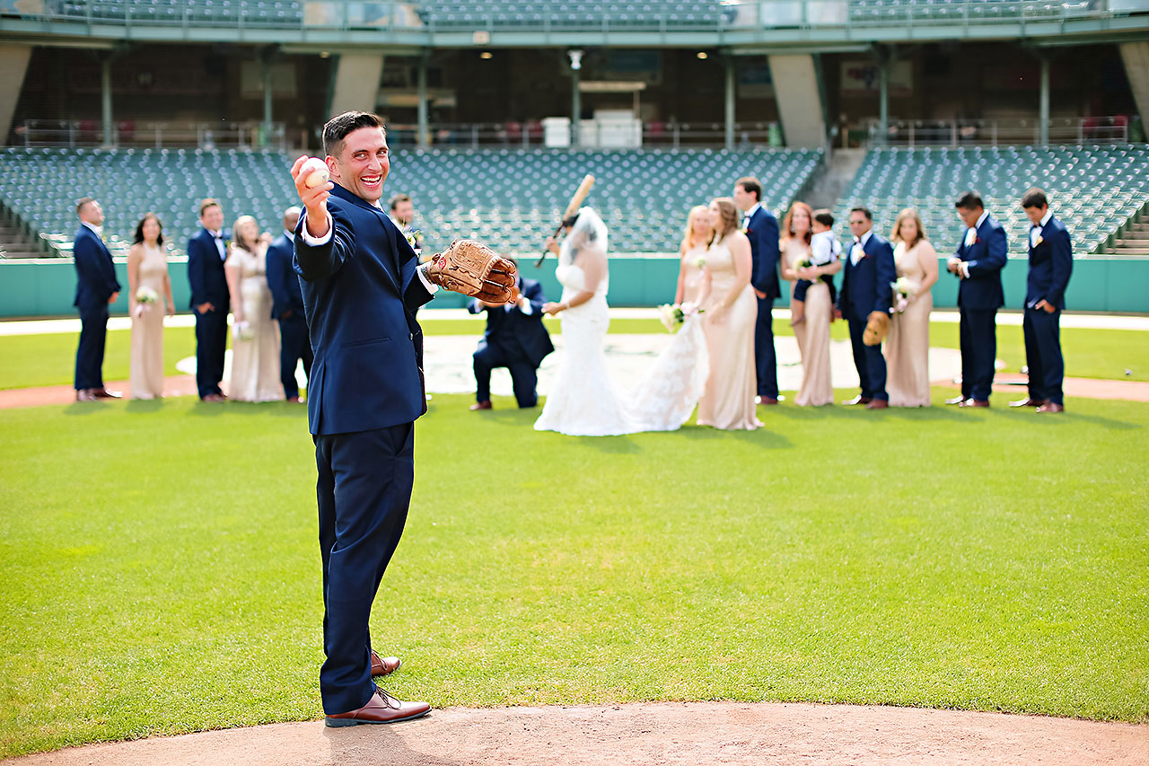 Rojita Chris St Johns Victory Field Wedding 244