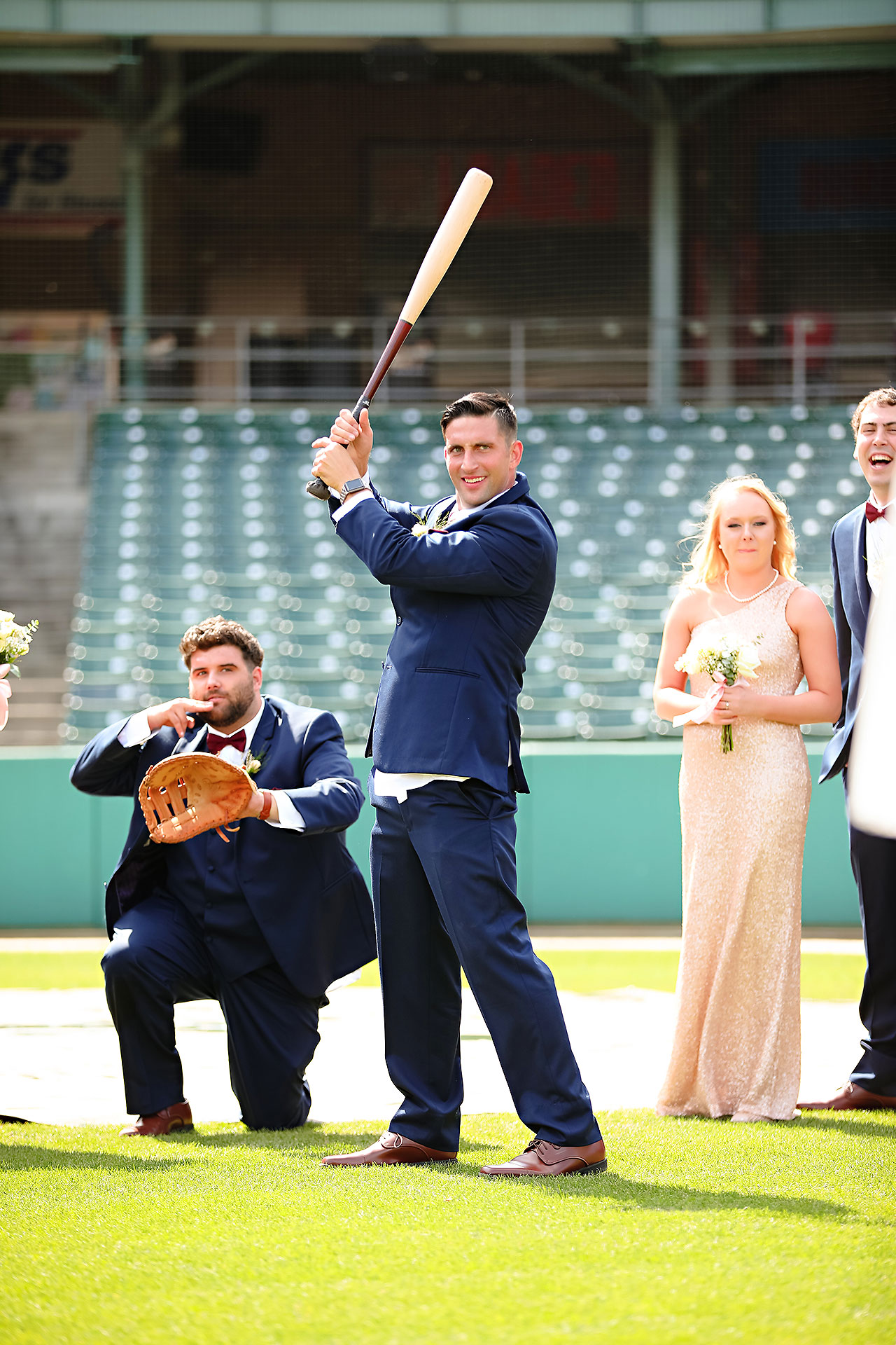 Rojita Chris St Johns Victory Field Wedding 240