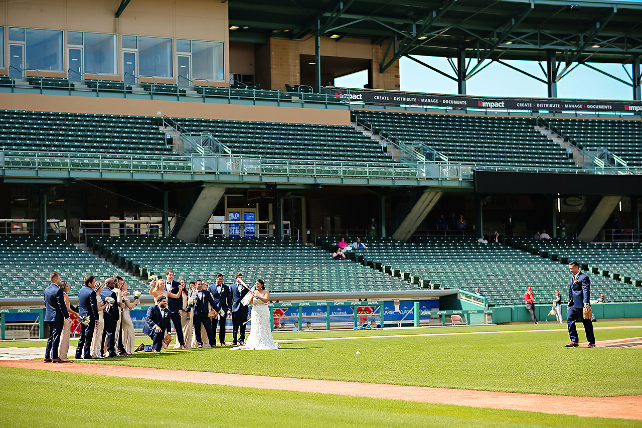 Rojita Chris St Johns Victory Field Wedding 209