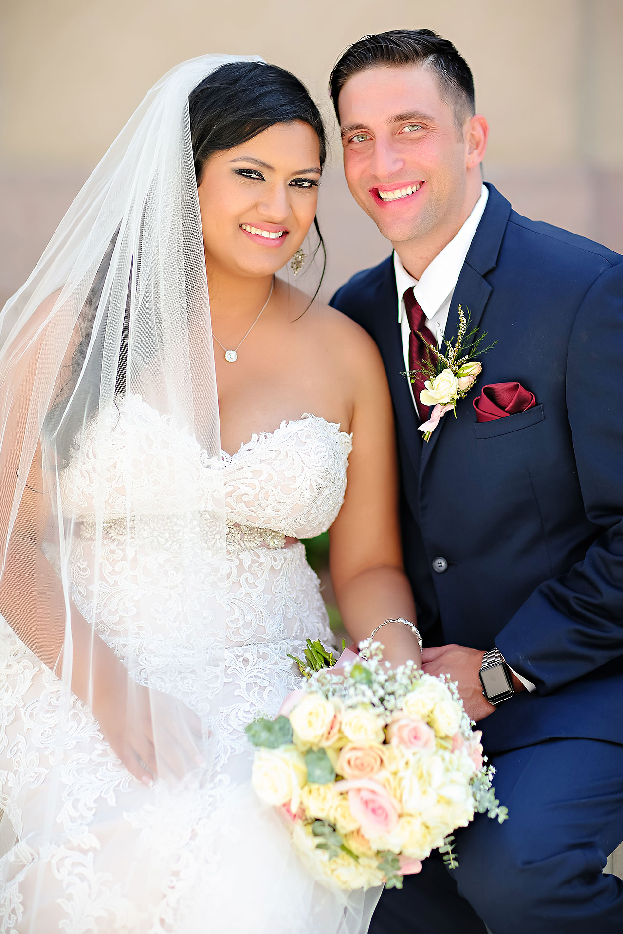 Rojita Chris St Johns Victory Field Wedding 174