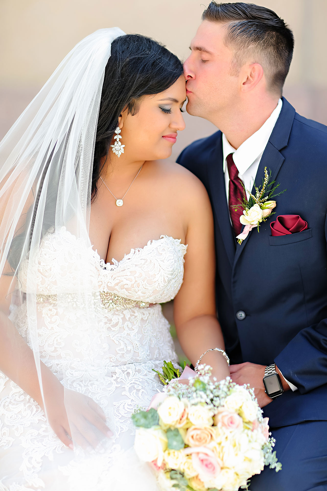 Rojita Chris St Johns Victory Field Wedding 156