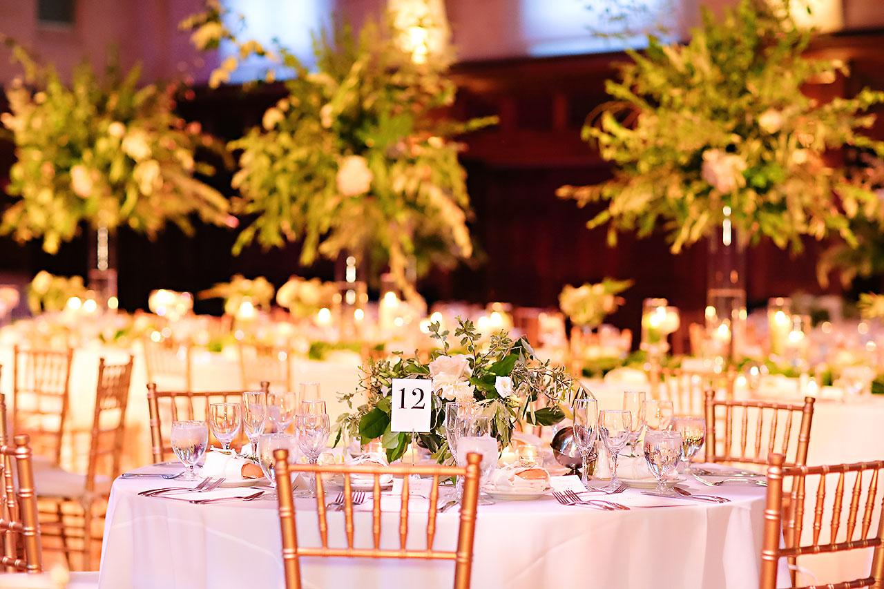 Emily Michael IU Wedding Alumni Hall 247NEW