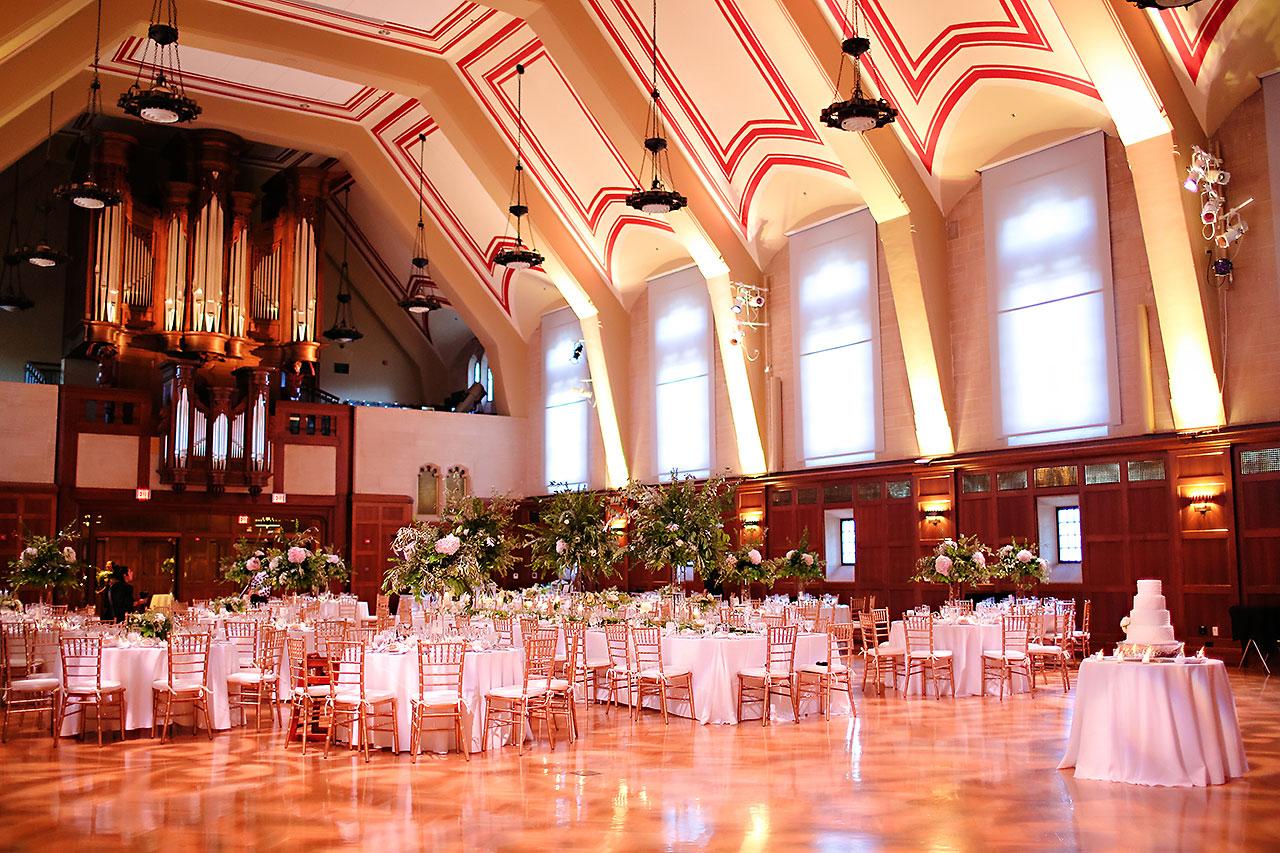 Emily Michael IU Wedding Alumni Hall 231NEW