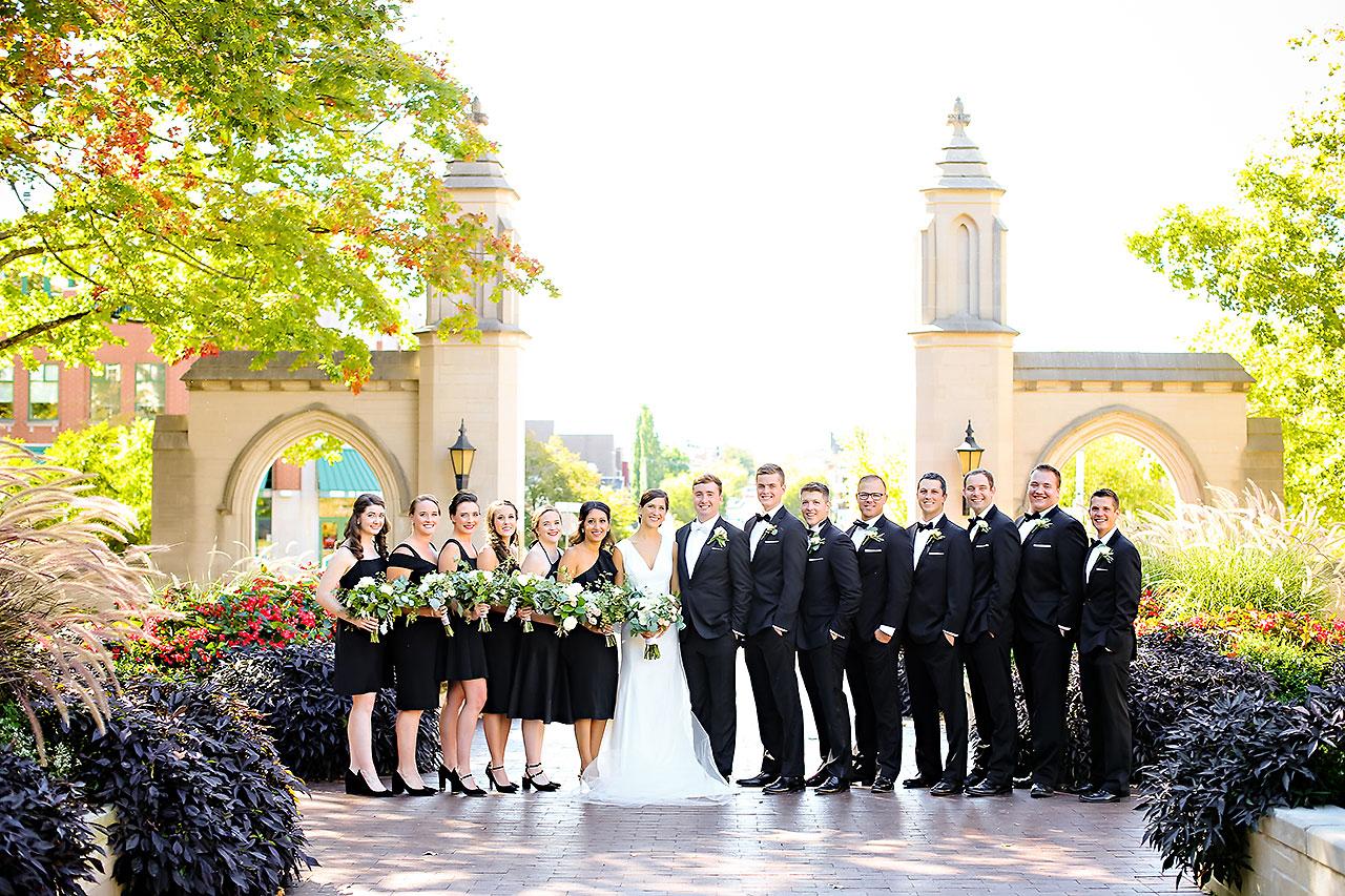 Emily Michael IU Wedding Alumni Hall 123NEW