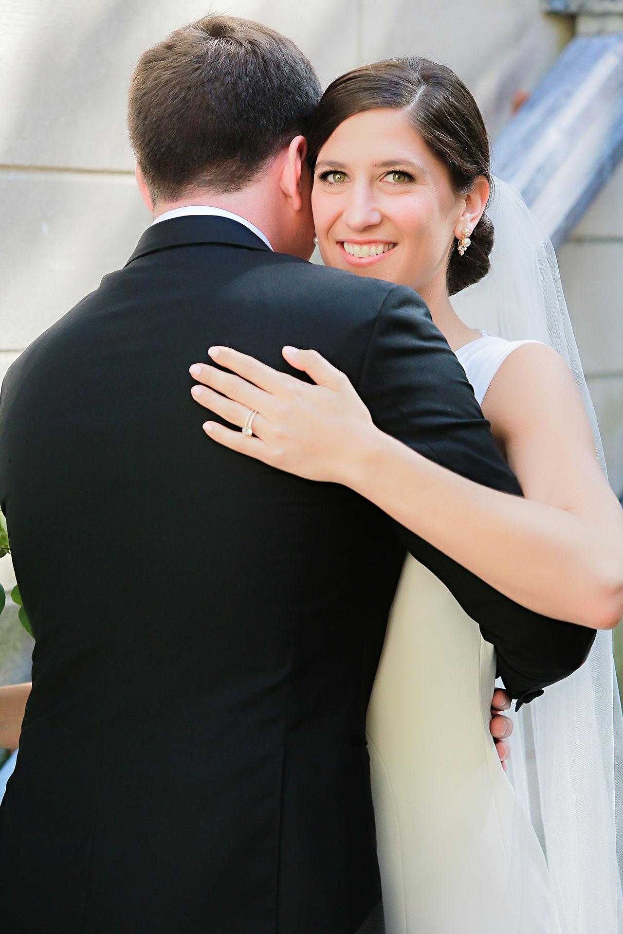 Emily Michael IU Wedding Alumni Hall 058NEW