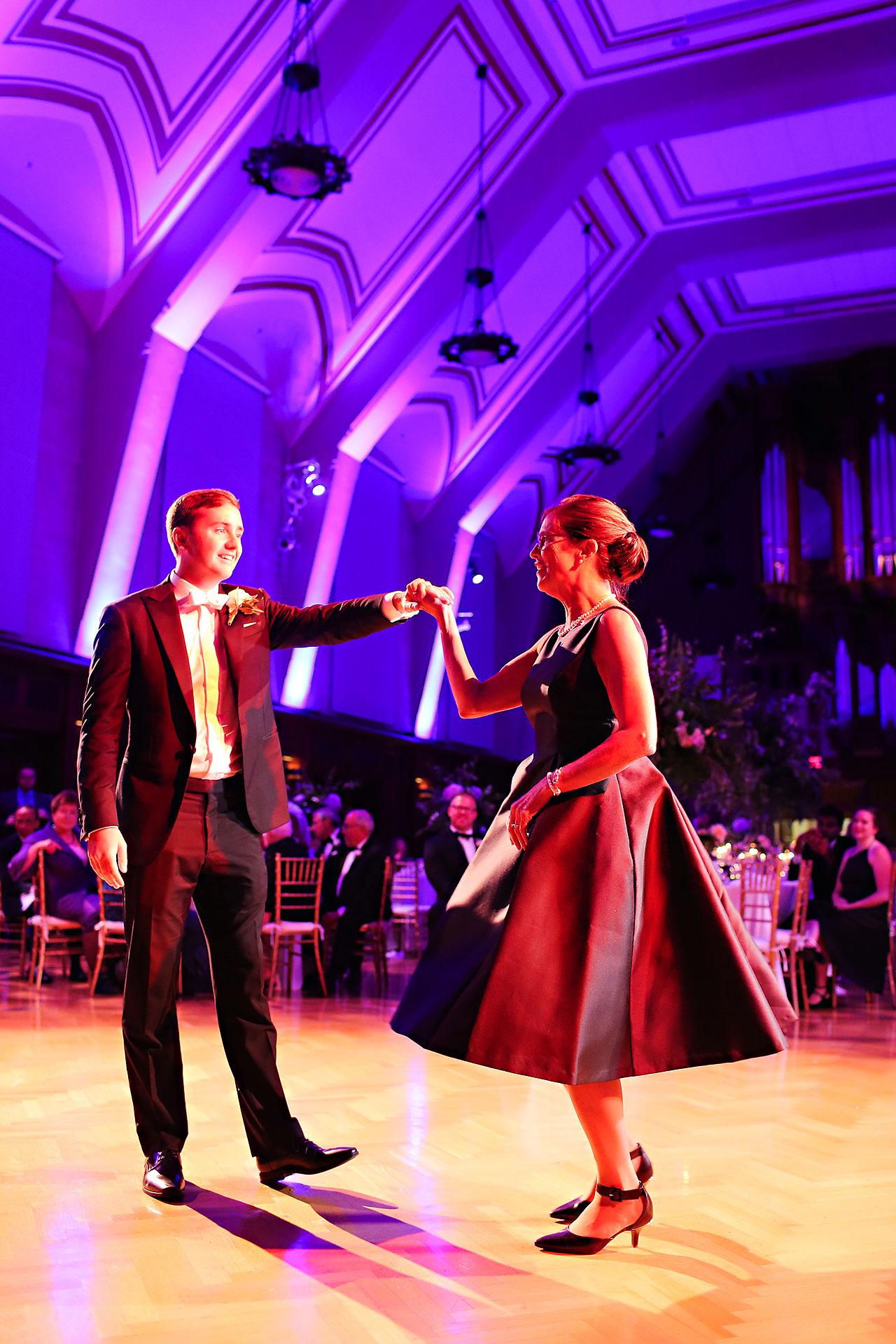 Emily Michael IU Wedding Alumni Hall 291
