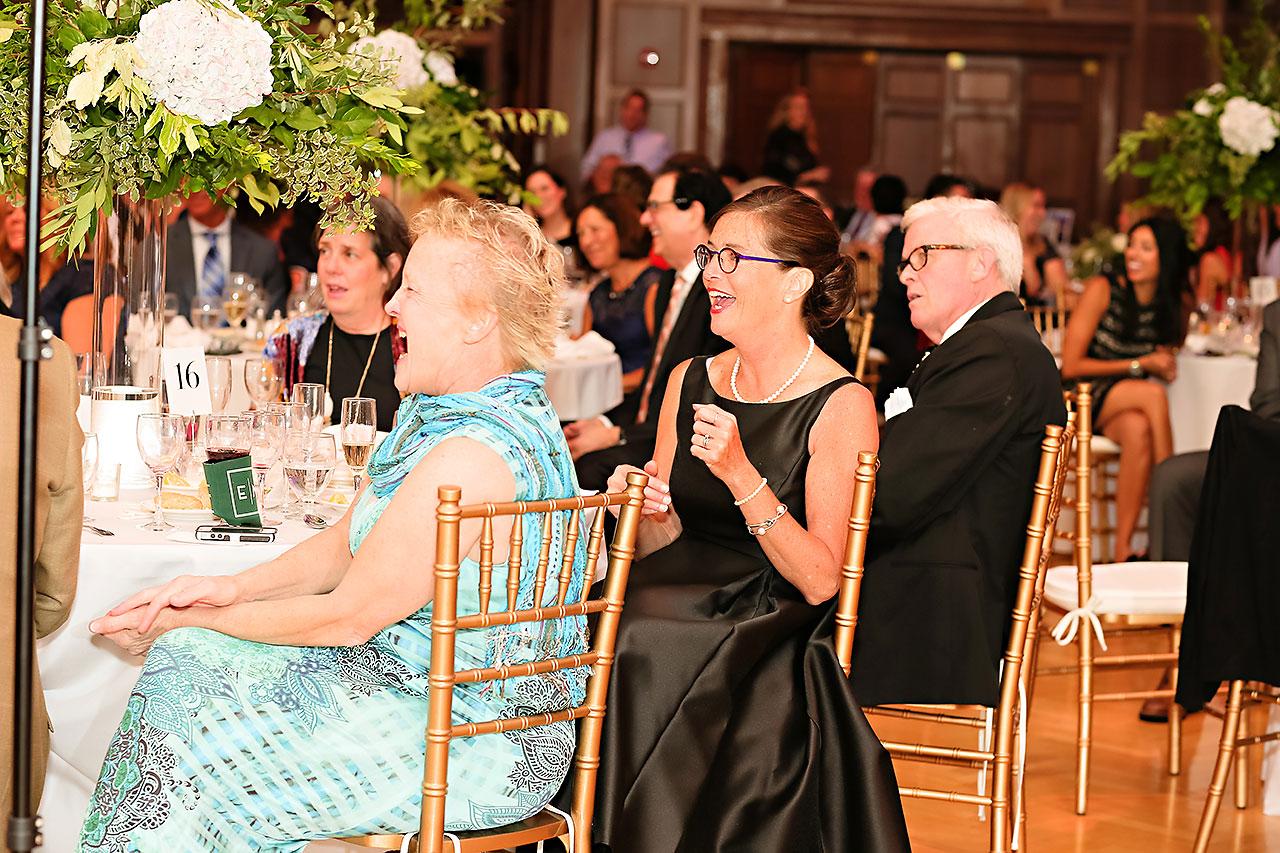 Emily Michael IU Wedding Alumni Hall 277