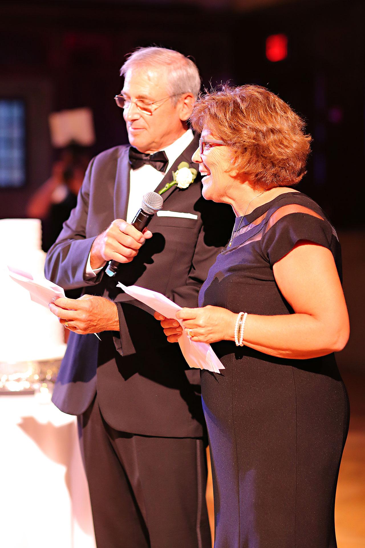 Emily Michael IU Wedding Alumni Hall 269