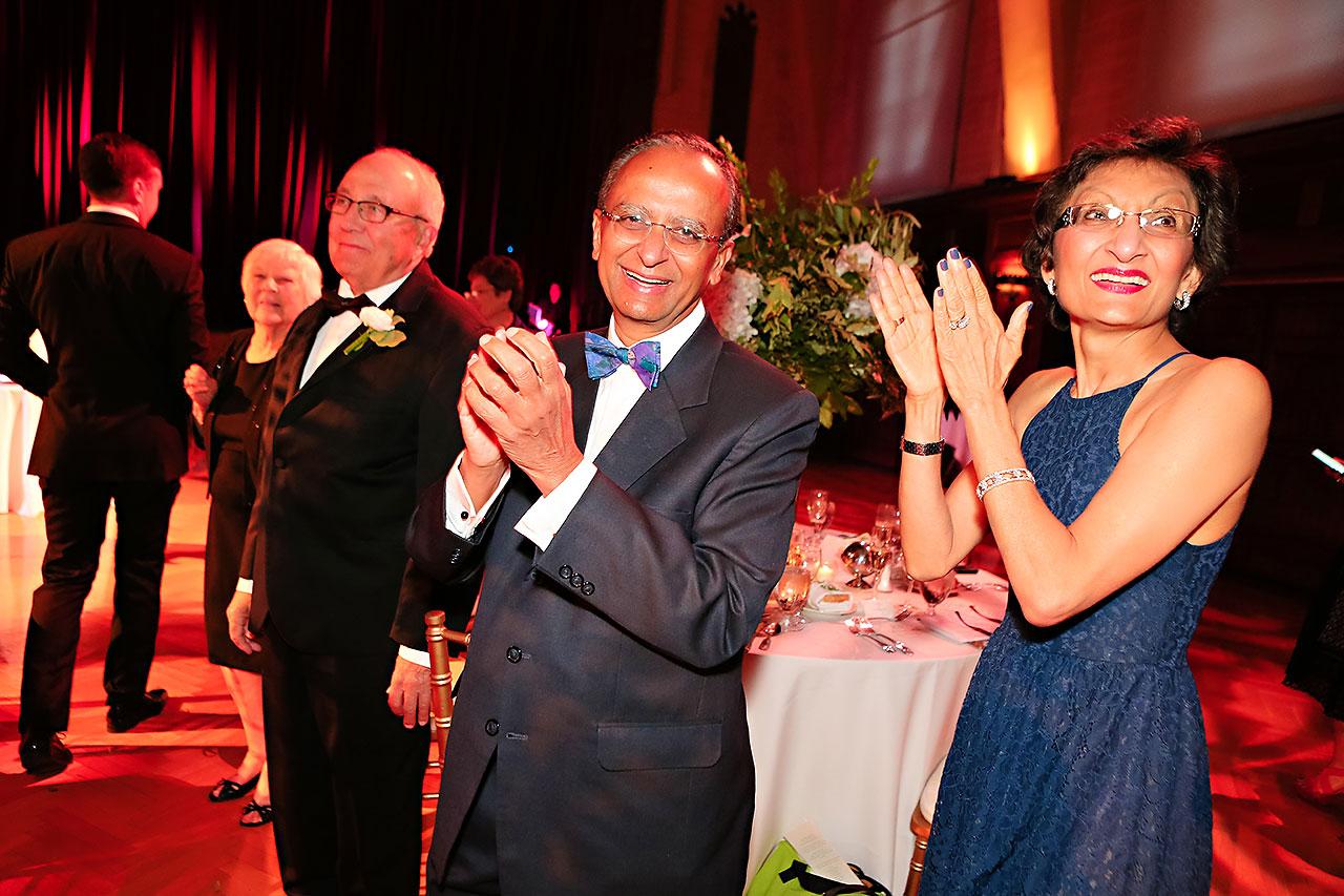 Emily Michael IU Wedding Alumni Hall 267