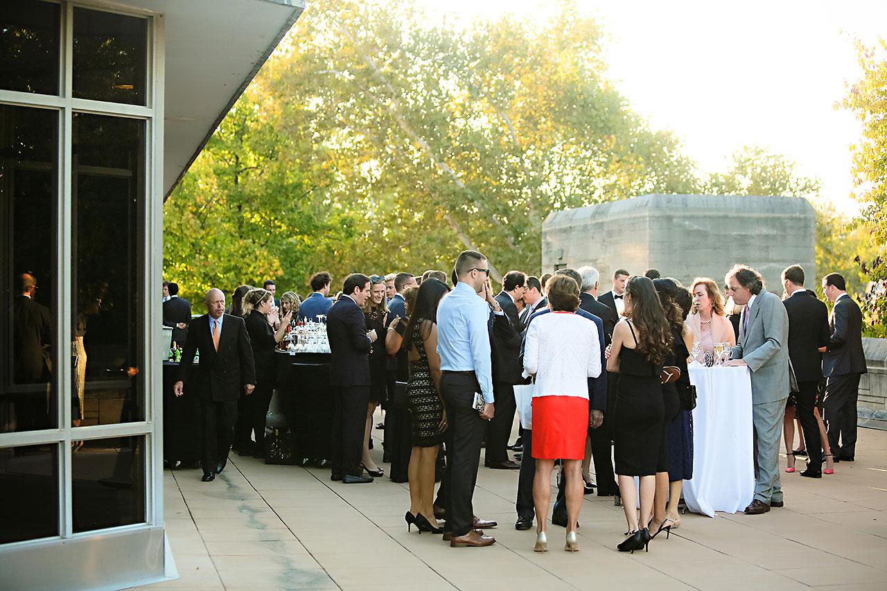 Emily Michael IU Wedding Alumni Hall 213