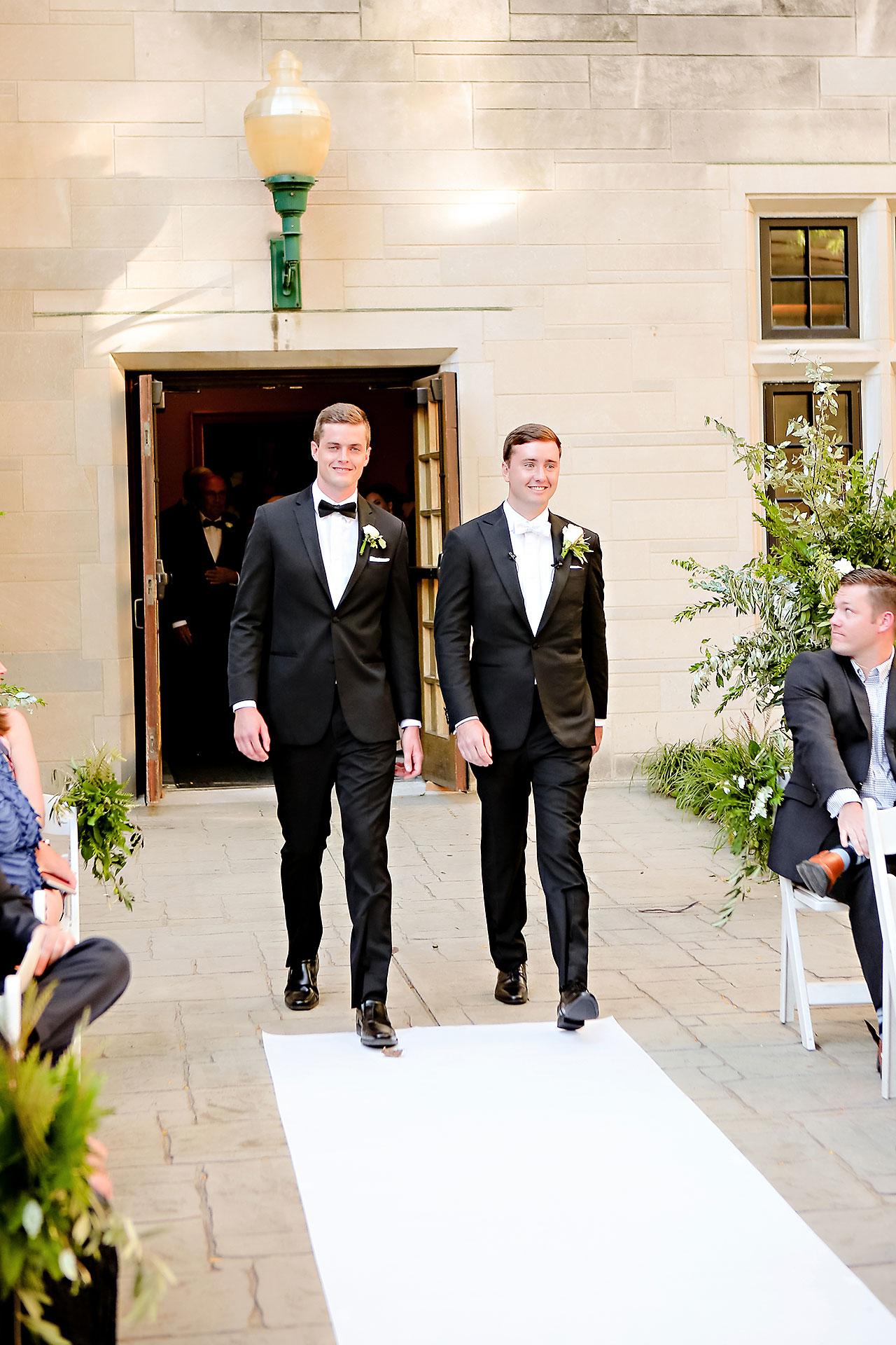 Emily Michael IU Wedding Alumni Hall 199