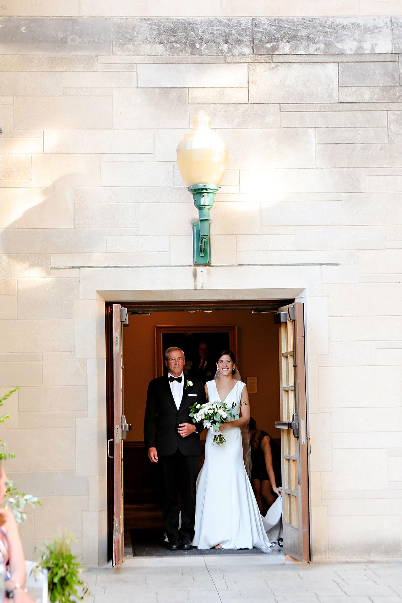 Emily Michael IU Wedding Alumni Hall 200