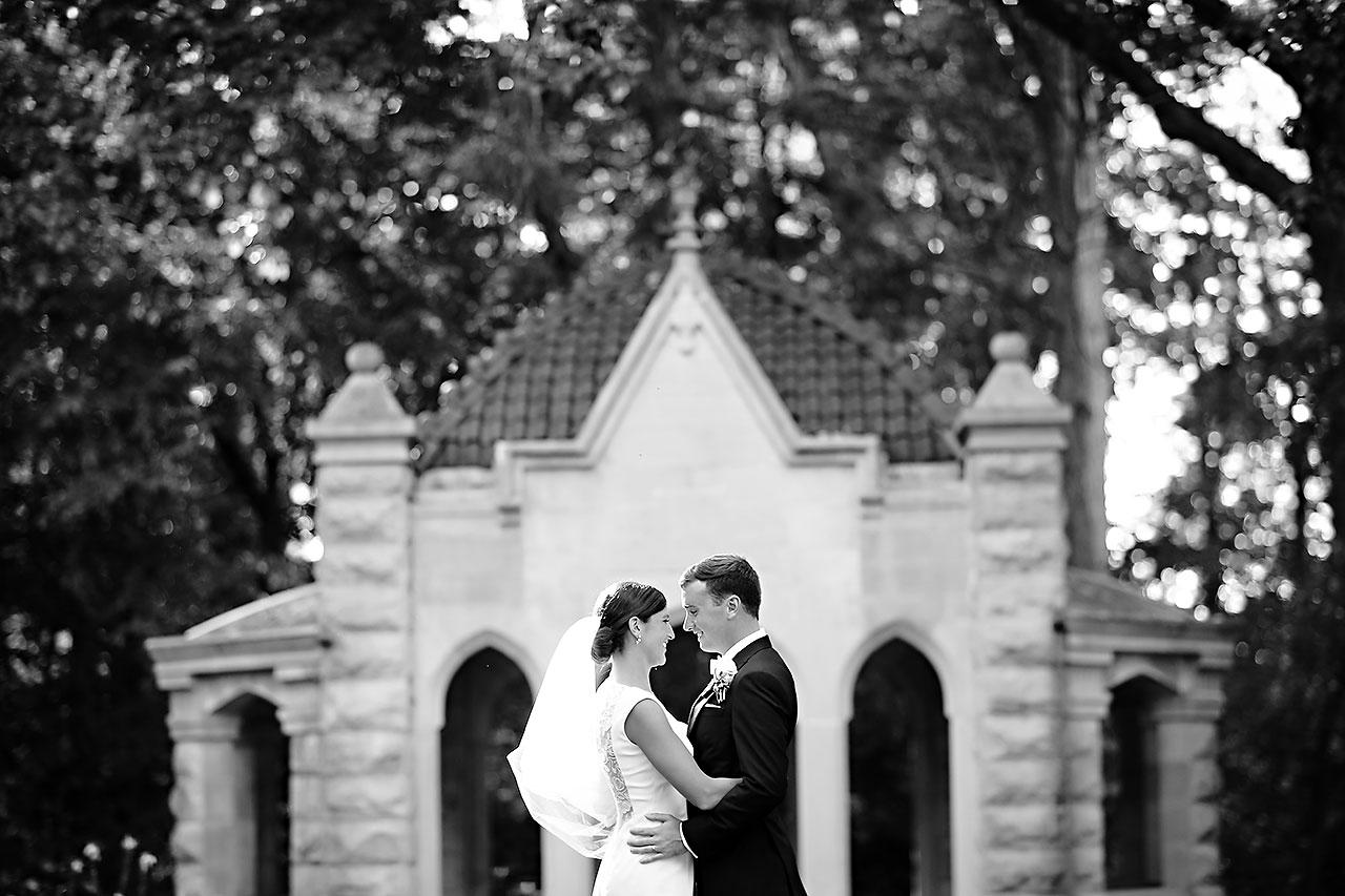 Emily Michael IU Wedding Alumni Hall 191