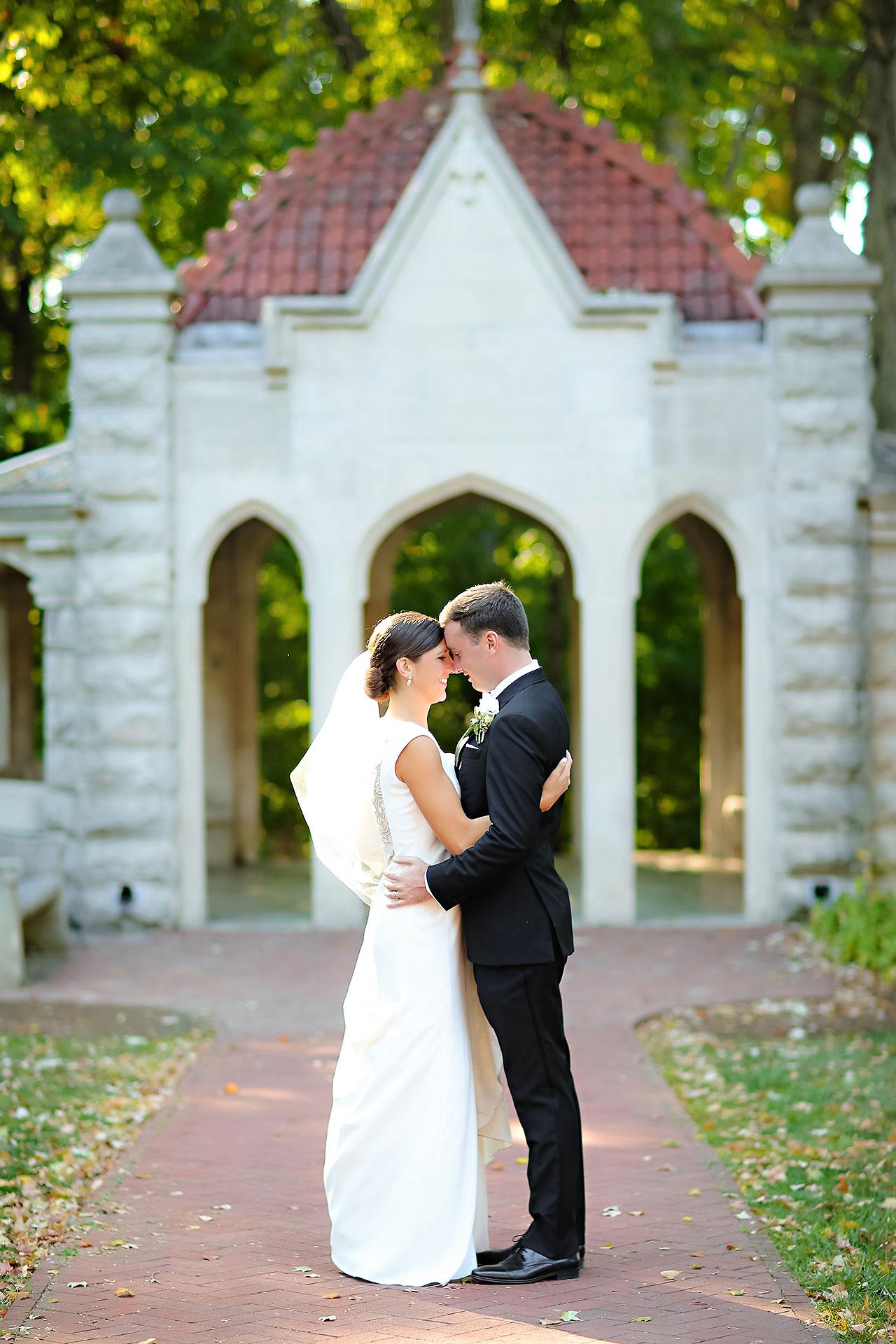 Emily Michael IU Wedding Alumni Hall 180
