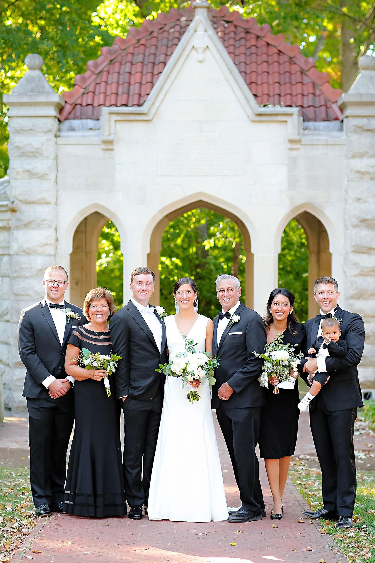 Emily Michael IU Wedding Alumni Hall 176
