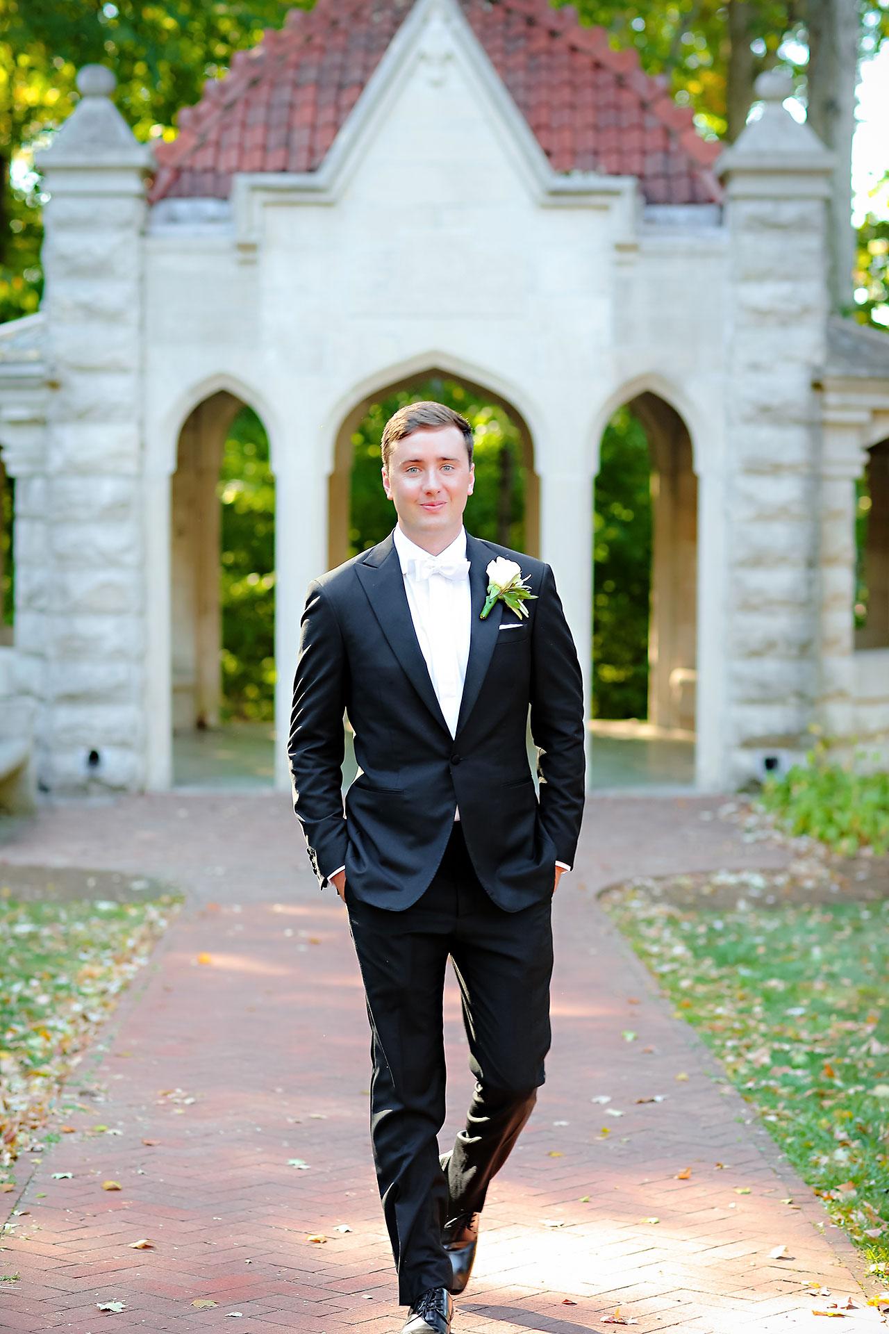 Emily Michael IU Wedding Alumni Hall 177