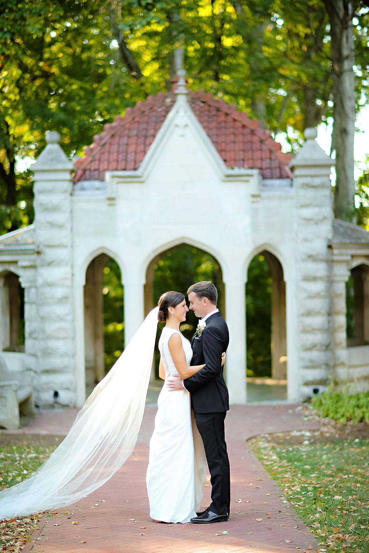 Emily Michael IU Wedding Alumni Hall 174