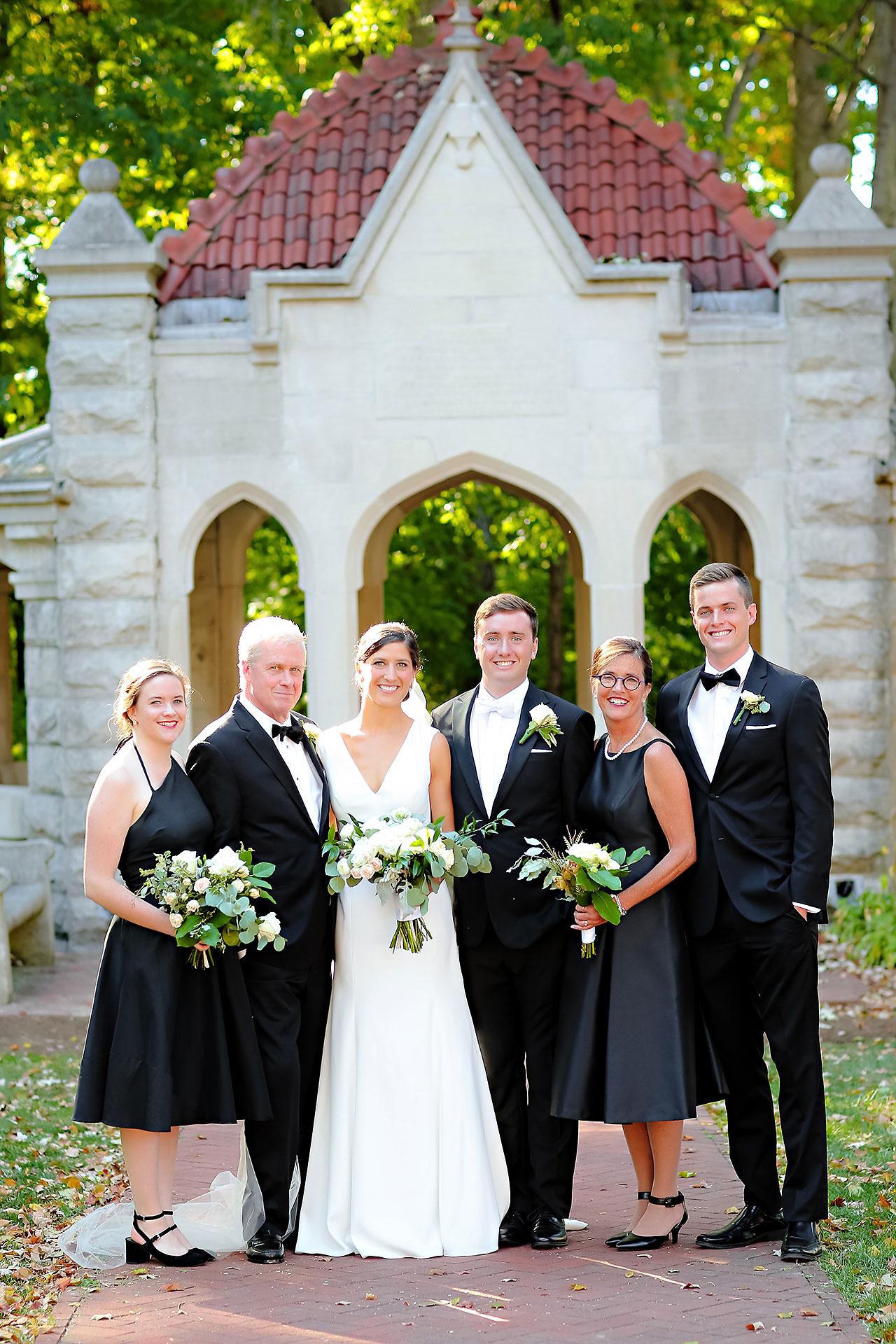 Emily Michael IU Wedding Alumni Hall 171