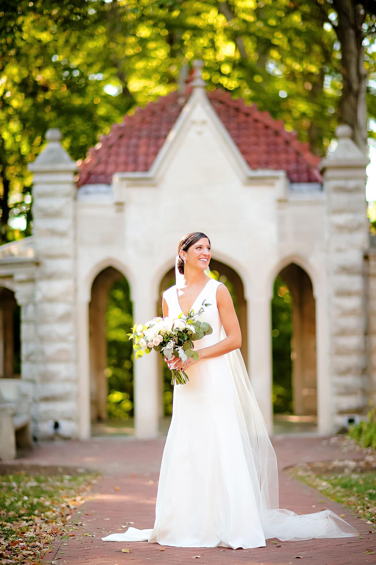 Emily Michael IU Wedding Alumni Hall 172