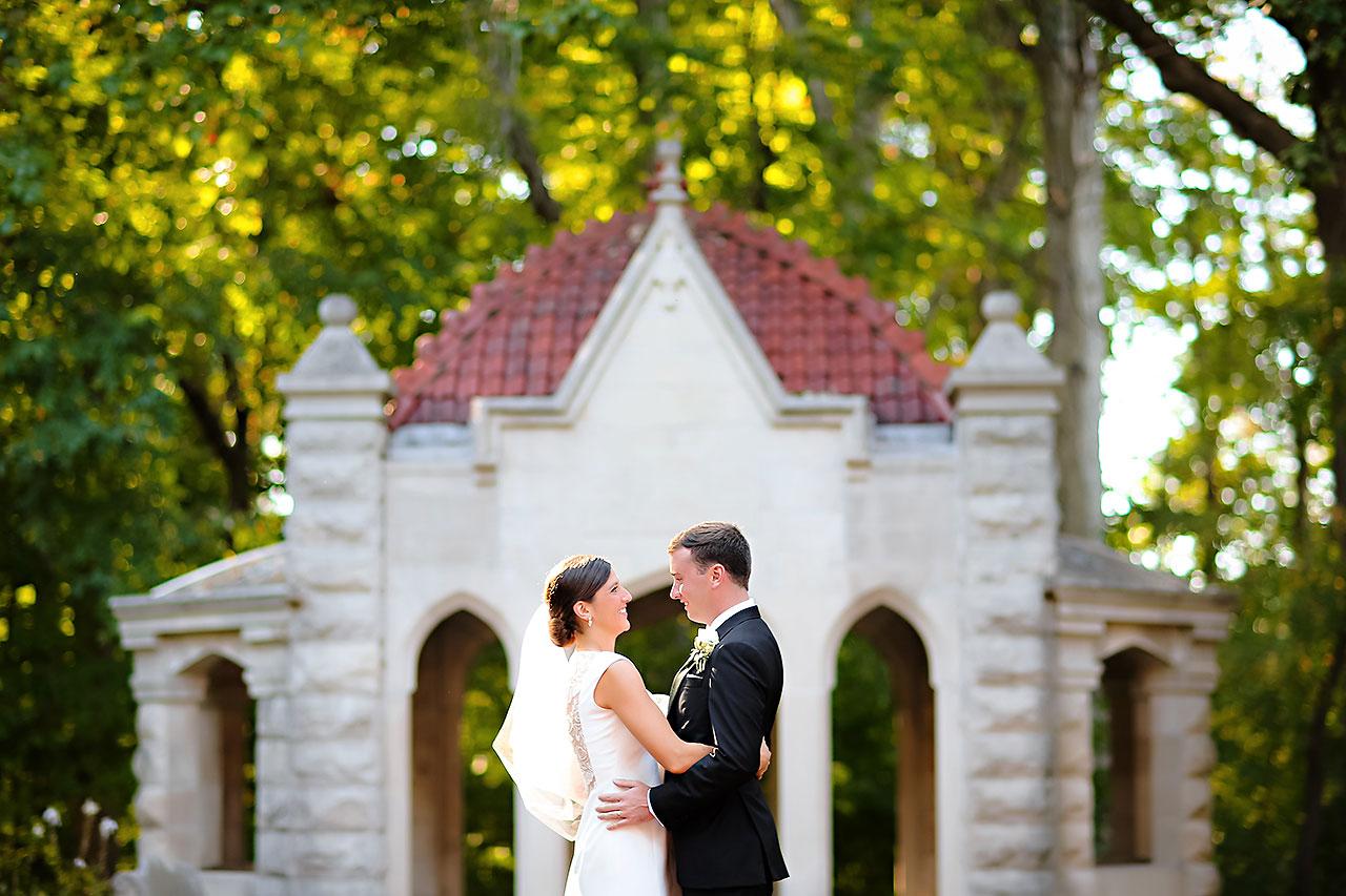 Emily Michael IU Wedding Alumni Hall 165