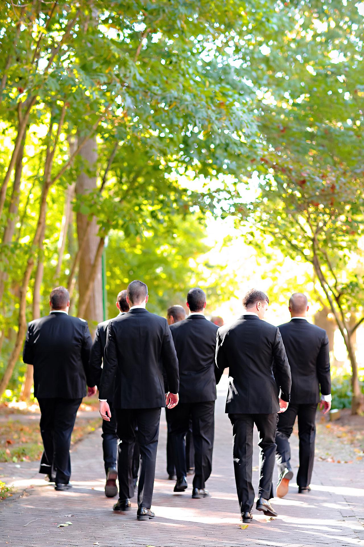 Emily Michael IU Wedding Alumni Hall 161