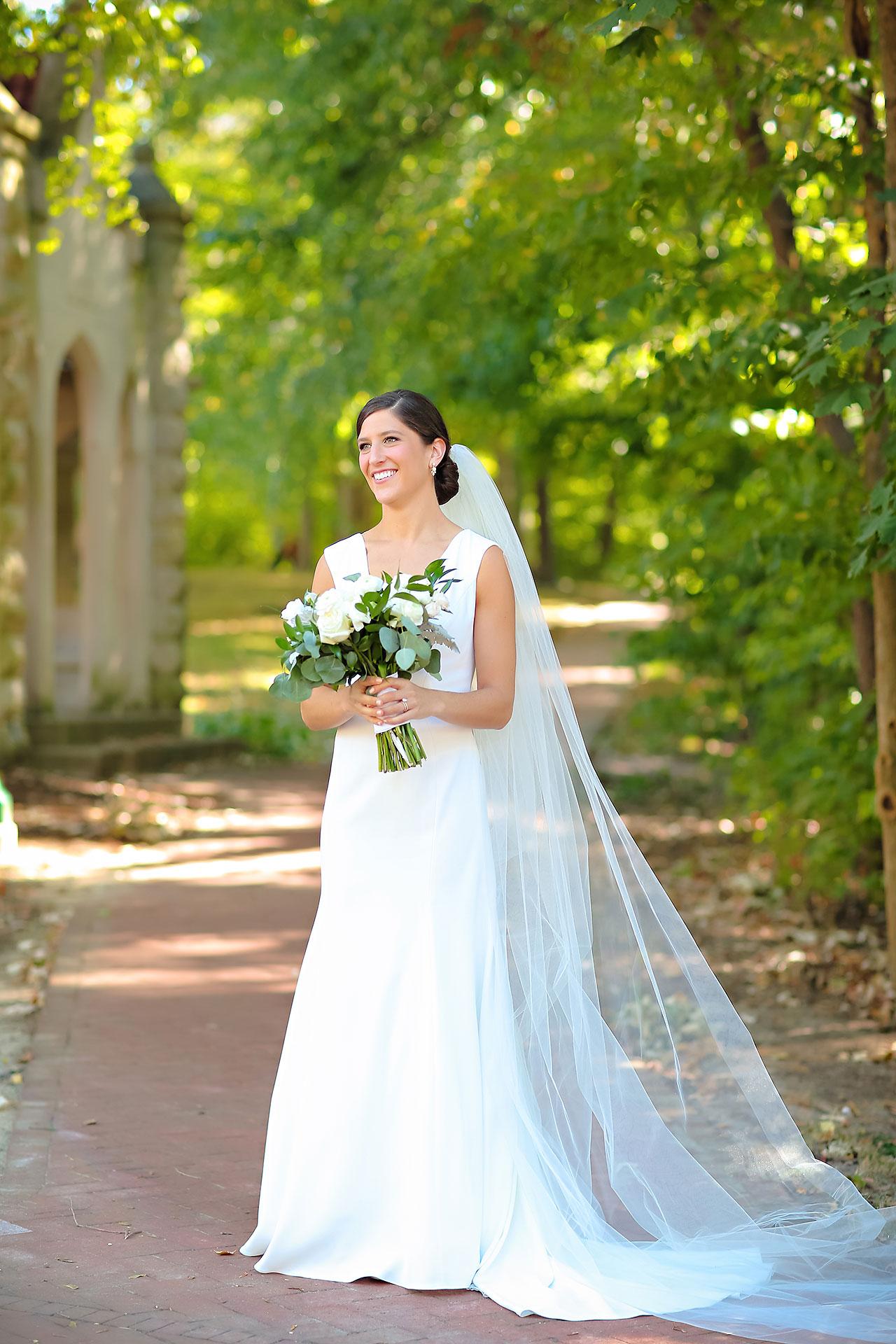 Emily Michael IU Wedding Alumni Hall 152