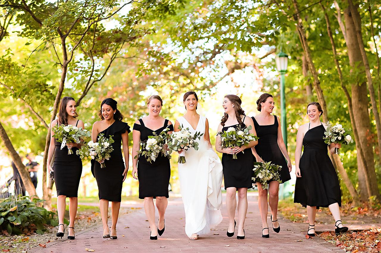 Emily Michael IU Wedding Alumni Hall 139