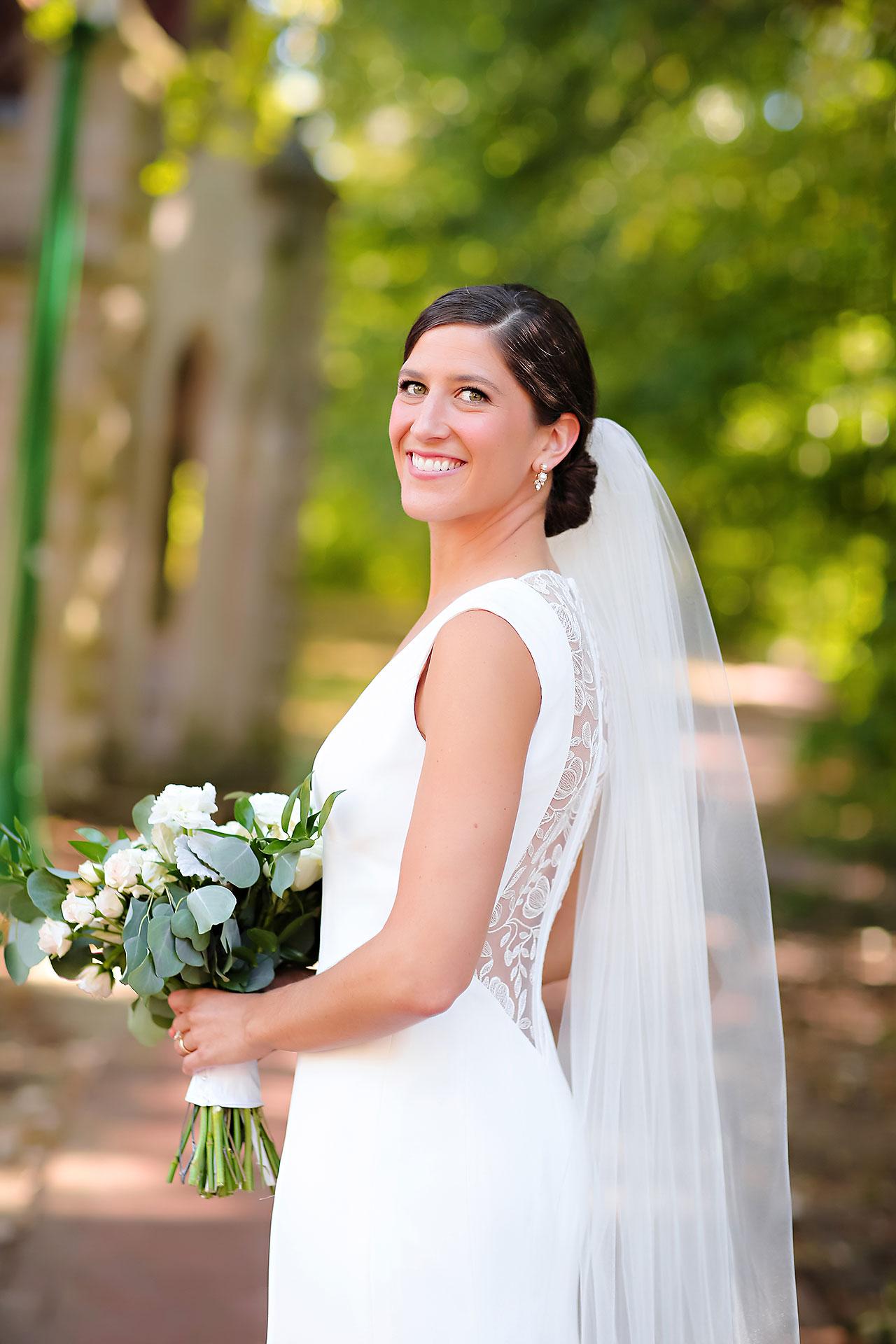 Emily Michael IU Wedding Alumni Hall 136