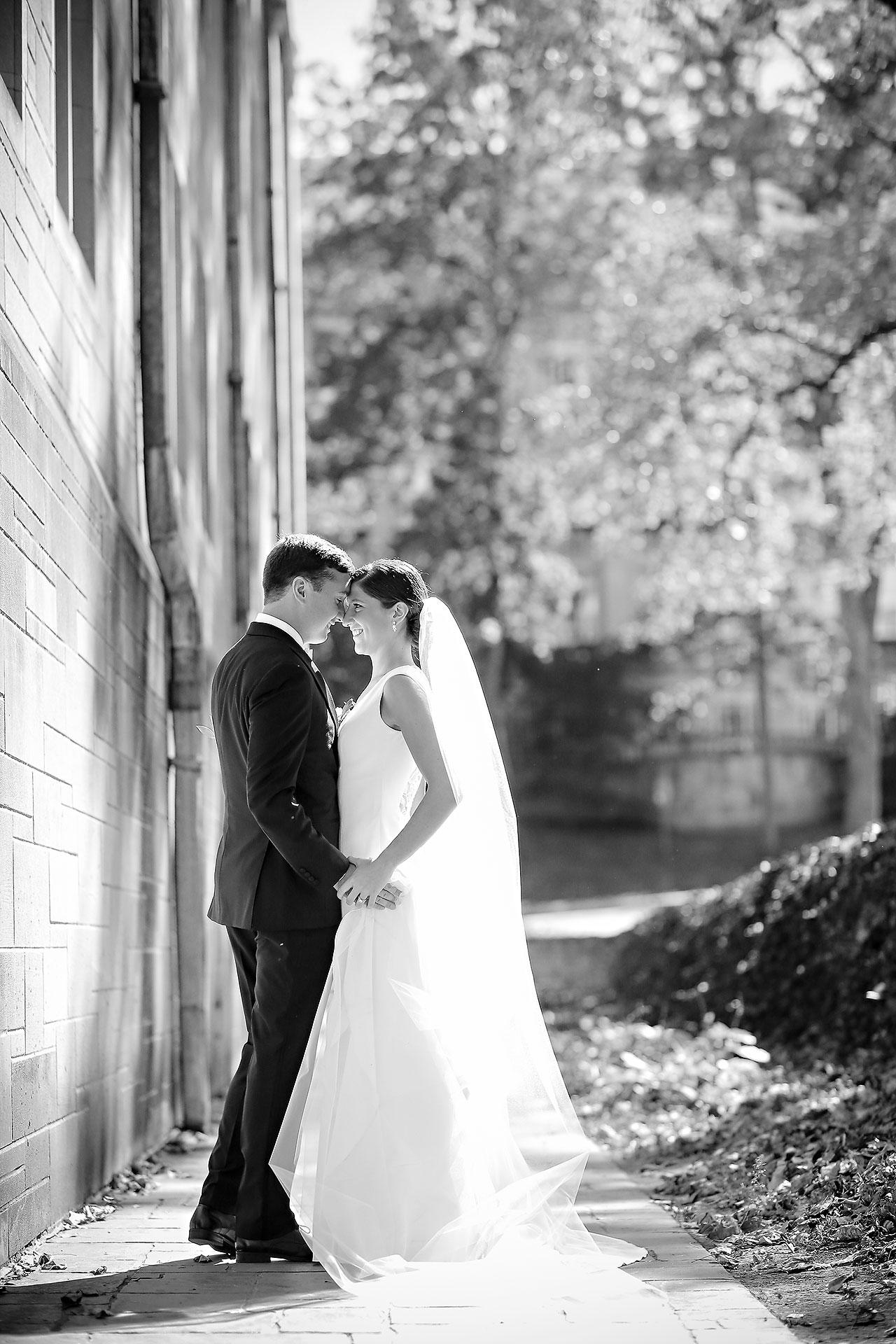 Emily Michael IU Wedding Alumni Hall 094