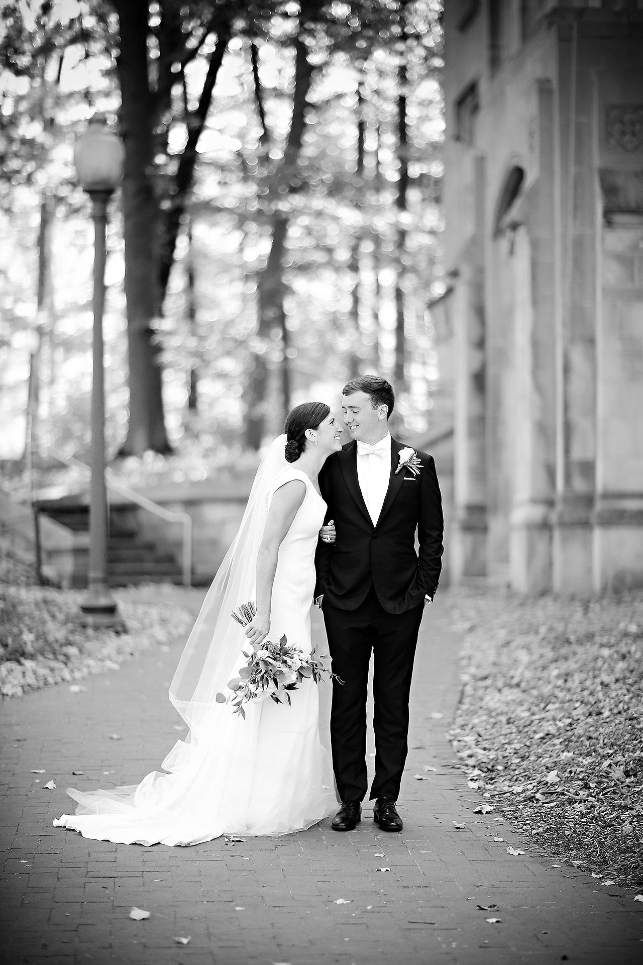 Emily Michael IU Wedding Alumni Hall 092