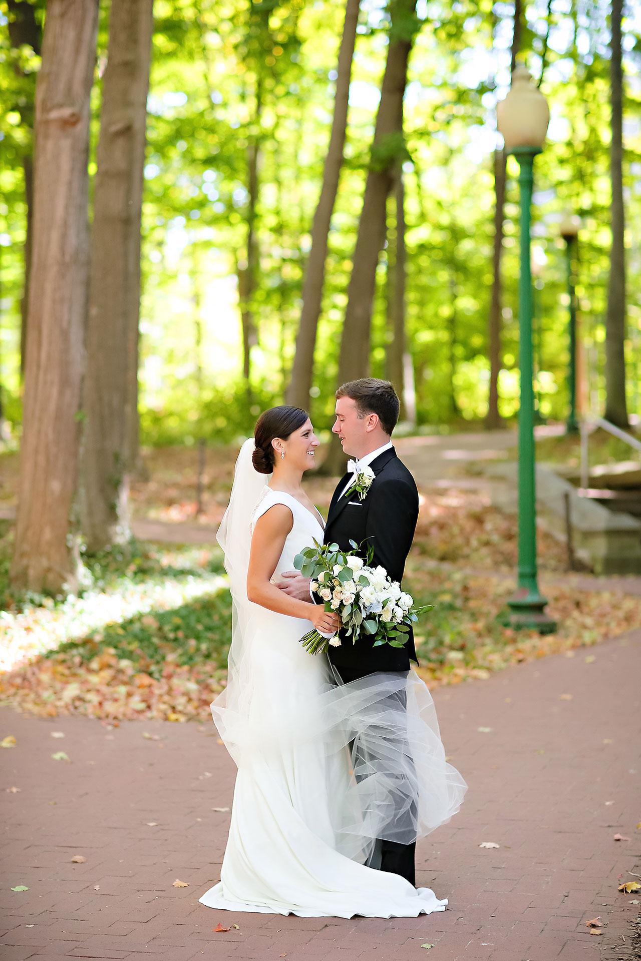 Emily Michael IU Wedding Alumni Hall 090