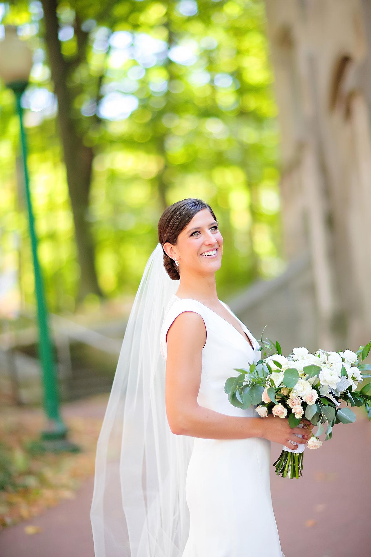 Emily Michael IU Wedding Alumni Hall 086