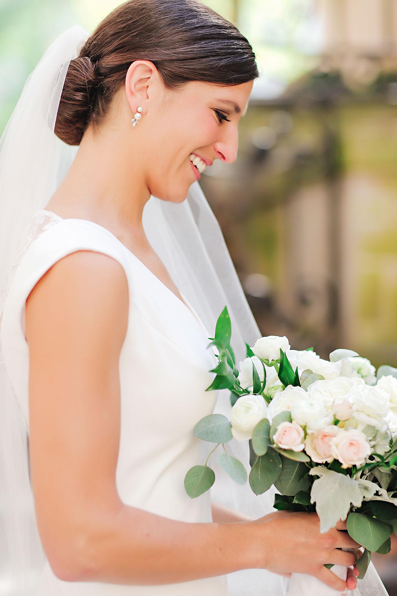 Emily Michael IU Wedding Alumni Hall 067