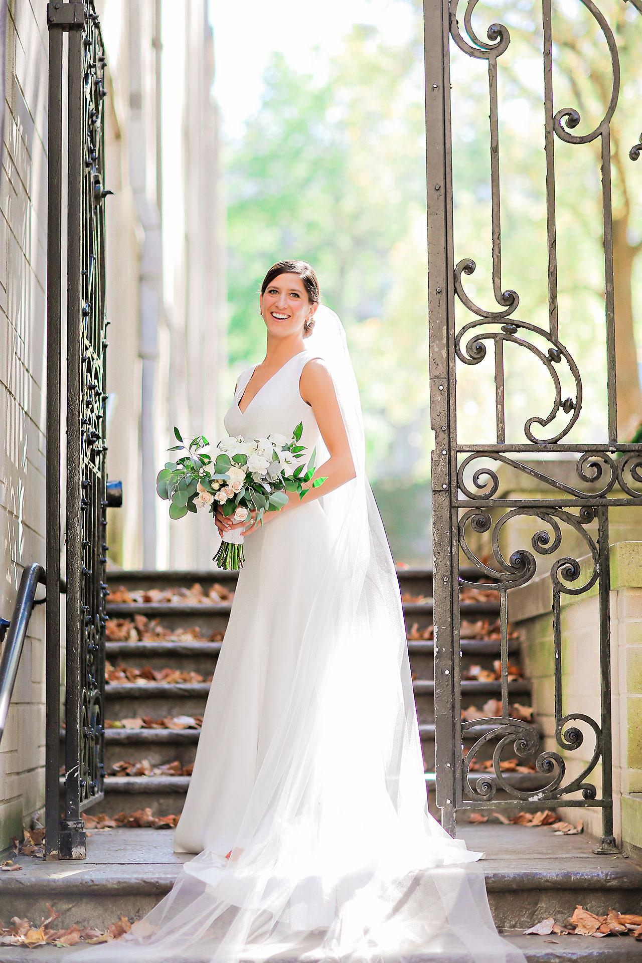 Emily Michael IU Wedding Alumni Hall 057