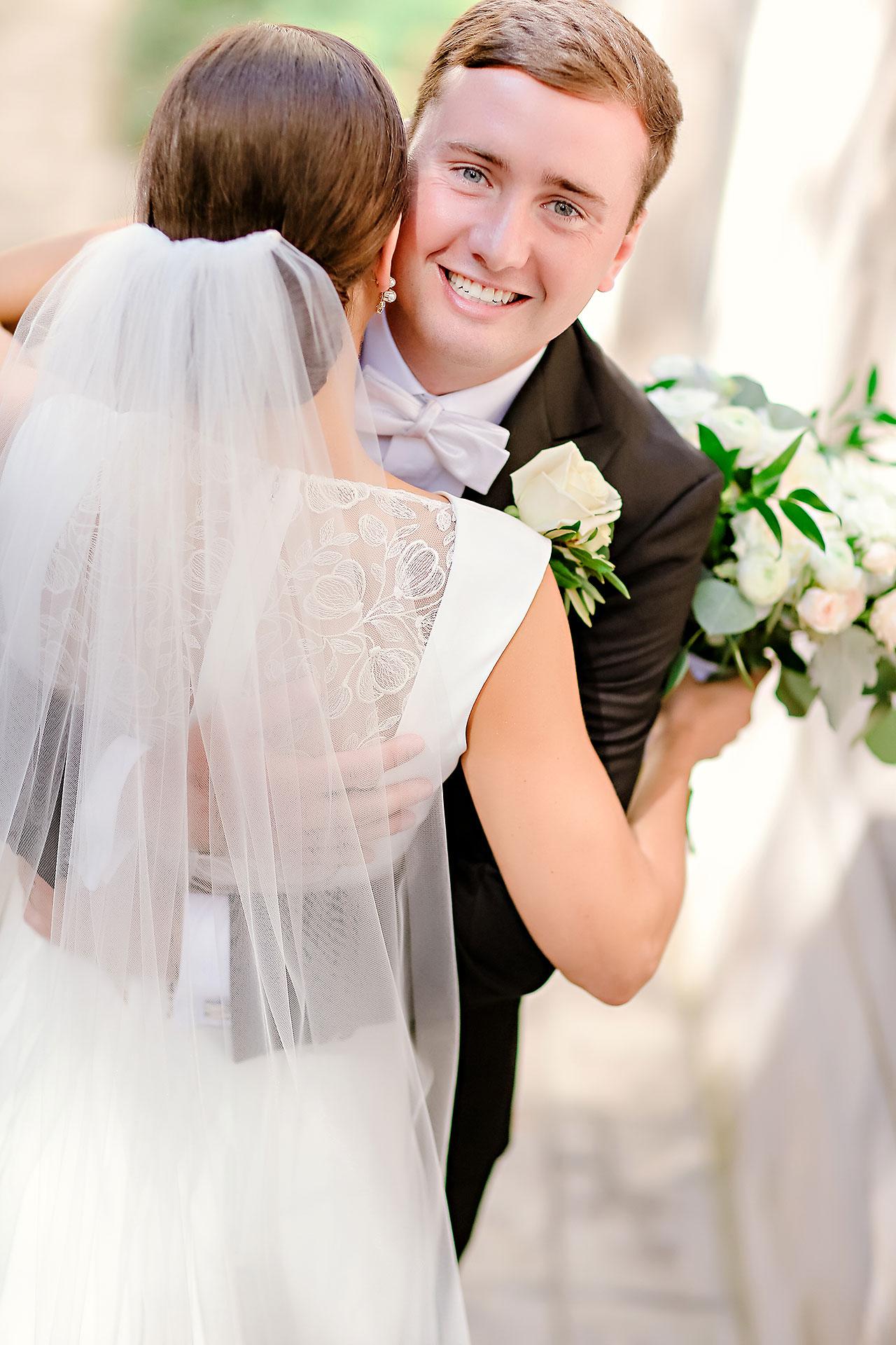 Emily Michael IU Wedding Alumni Hall 055