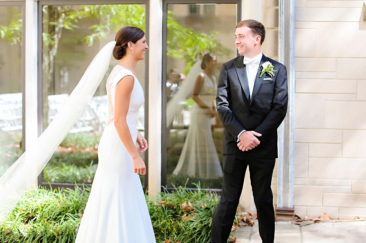 Emily Michael IU Wedding Alumni Hall 042