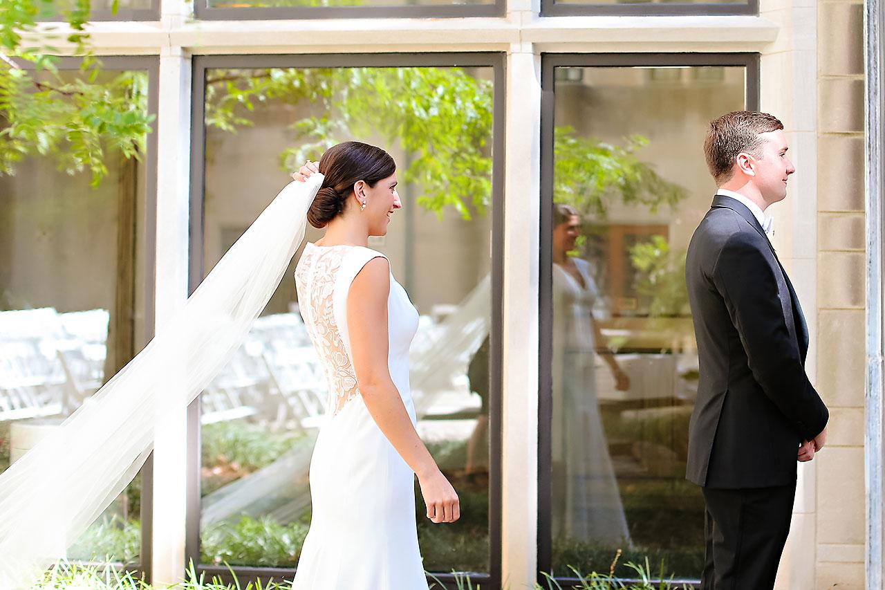 Emily Michael IU Wedding Alumni Hall 041