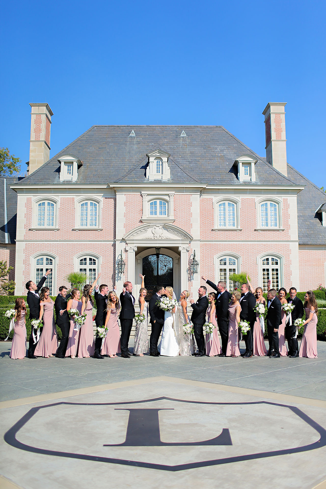 Chelsea Tom Lucas Estate Wedding 162