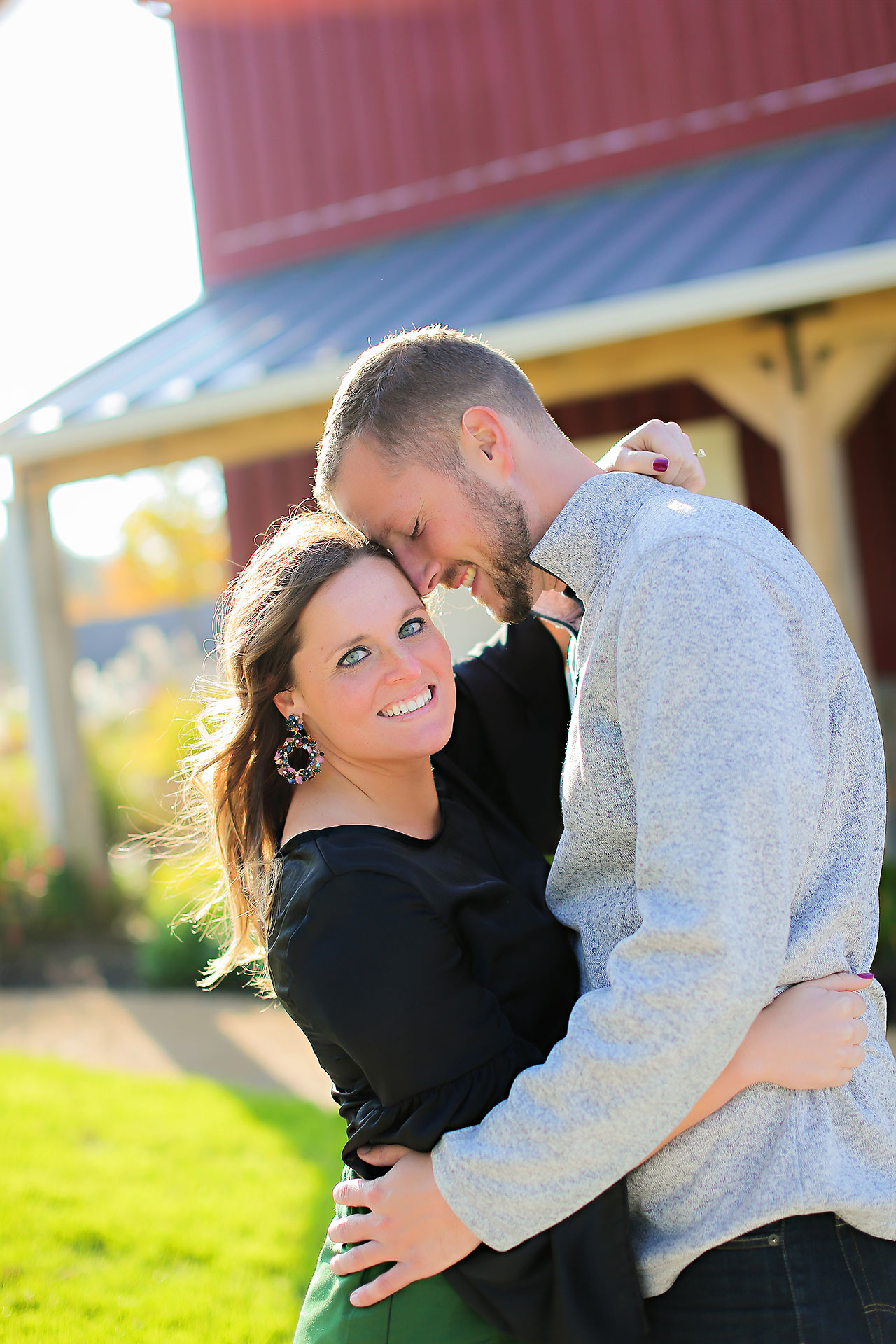 Erika Scott Fall Engagement Session 100