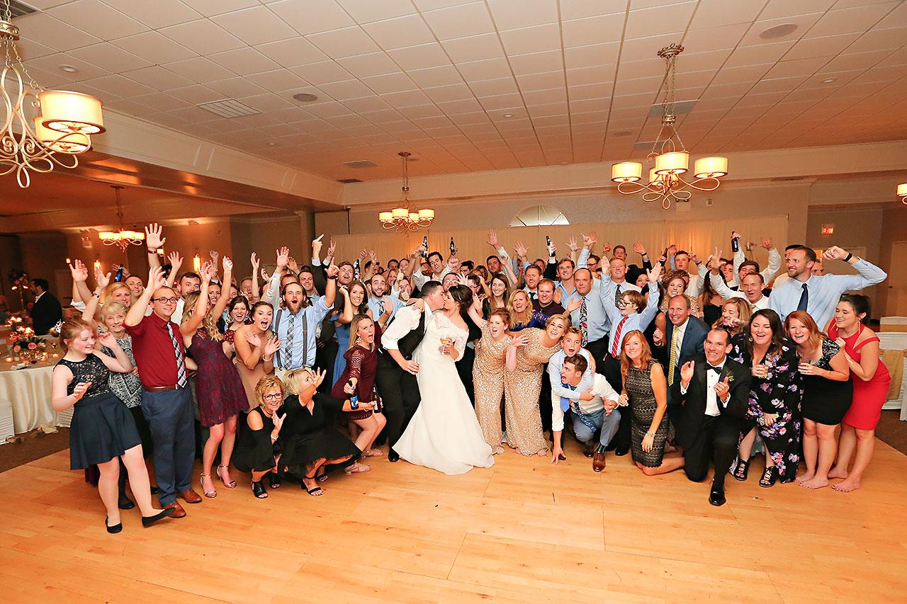 Emily JD Carmel Indiana Wedding 391