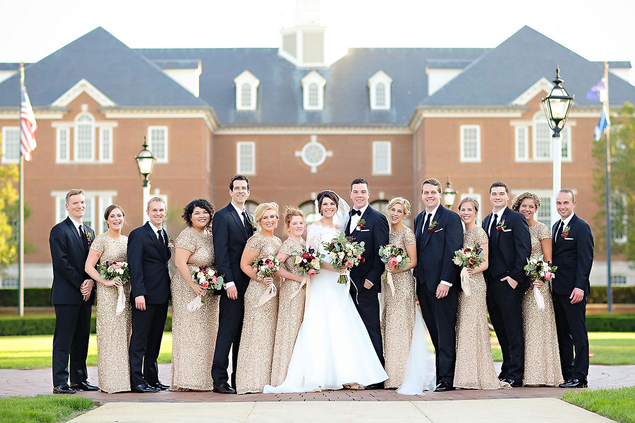 Emily JD Carmel Indiana Wedding 233