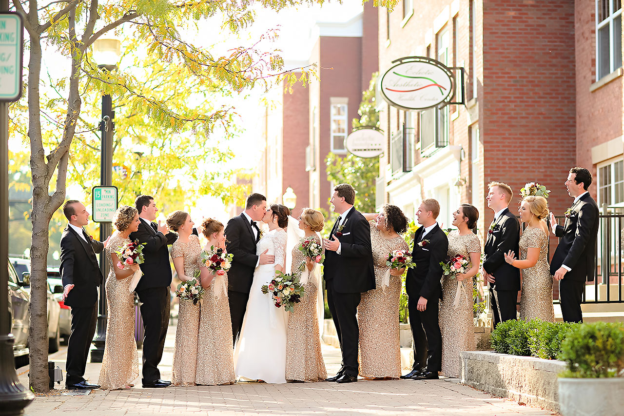 Emily JD Carmel Indiana Wedding 158