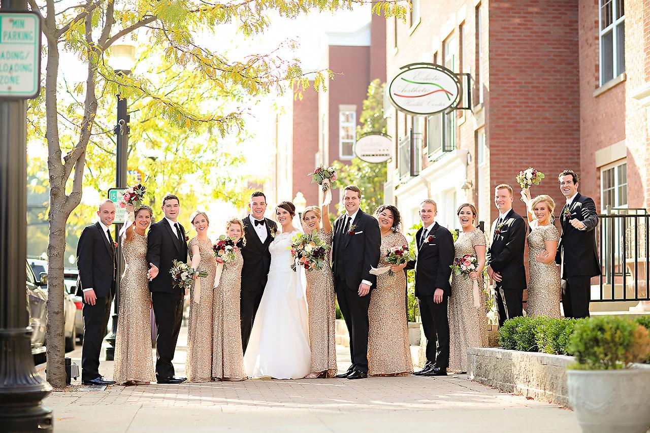 Emily JD Carmel Indiana Wedding 142