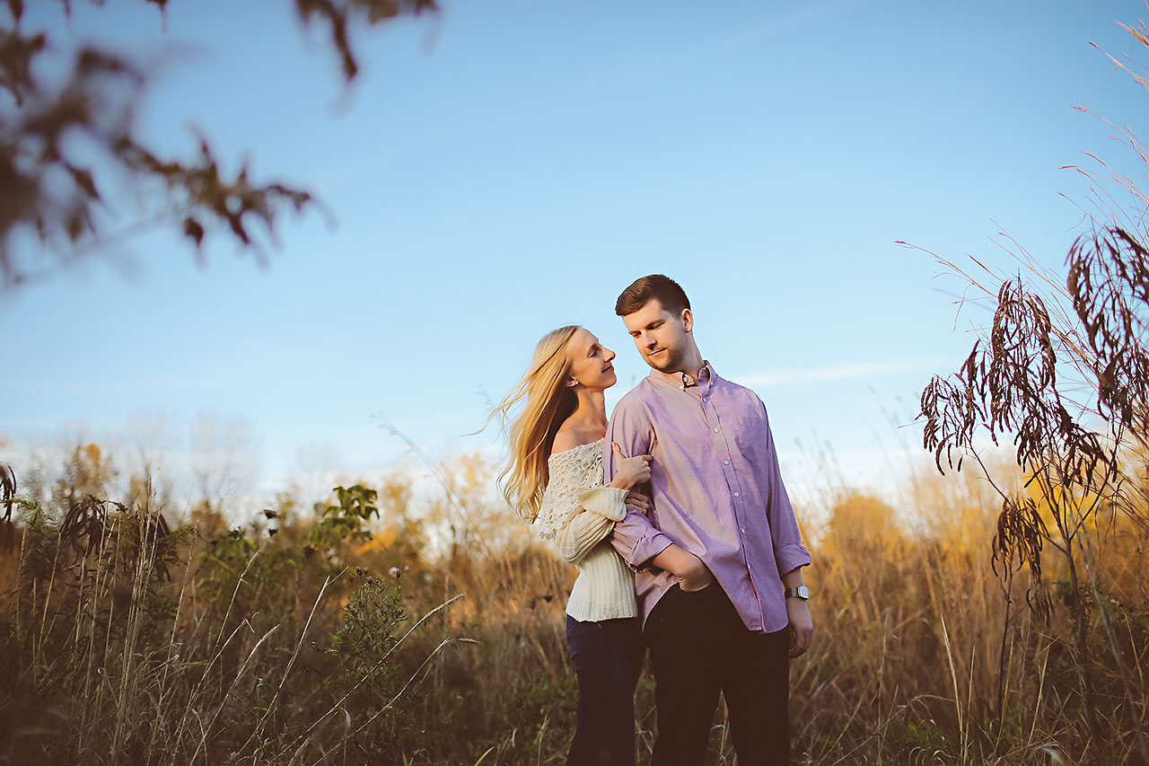Molly Declan Zionsville Engagement Session 117